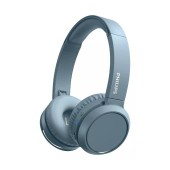 Philips Stereo Headphone TAH4205BL/00 Blue with Microphone for Mobile Phones, mp3, mp4 and sound devices
