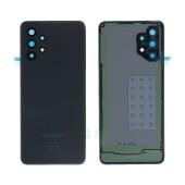 Battery Cover Samsung SM-A325F Galaxy A32 Black Original GH82-25545A