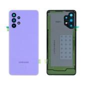 Battery Cover Samsung SM-A325F Galaxy A32 Purple Original GH82-25545D