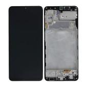 Original LCD & Digitizer Samsung SM-A225F Galaxy A22 5G Black GH82-25944A
