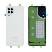 Battery Cover Samsung SM-A225F Galaxy A22 White Original GH82-26518Β