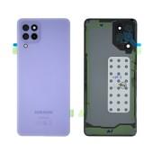 Battery Cover Samsung SM-A225F Galaxy A22 Violet Original GH82-26518C
