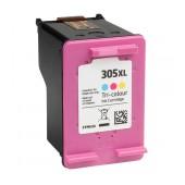 Ink HP Compatible 305XL Pages:375 Colour  for Deskjet, Deskjet Plus, ENVY, ENVY PRO, 2320, 2710, 2720, 2721, 2722, 2723