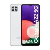 Samsung SM-A226B Galaxy A22 Dual Sim 6.6'' 5G 4GB/128GB NFC White