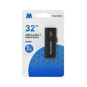 Flash Drive MiWorks MU303 32GB USB 3.2 Gen.1 Black