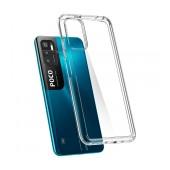 Case TPU Ancus for Xiaomi Poco M3 Pro 5G Transparent