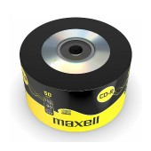 CD-R Audio Maxell MusicXL-II 80 For Music and Data 80min / 700MB 50PCS