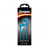 Hands Free Energizer CIA5 Stereo 3.5 mm Blue with Micrphone and Operation Control Button 1,1m