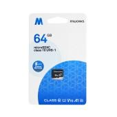 Flash Memory Card MiWorks MicroSDHC 64GB Class 10 UHS-I U1