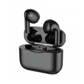 Wireless Hands Free Hoco EW09 Soundman TWS V.5.1 Supports Leader-Follower Switch and Siri / Google Assistant Compatible Black