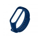 Band Replacement Ancus Wear for Mi Band 3 and Mi Smart Band 4 Blue
