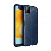 Case Ancus AutoFocus Shock Proof for Samsung SM-A226 Galaxy A22 5G Dark Blue