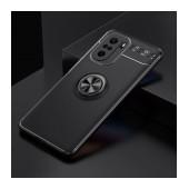 Case Ancus AutoFocus Shock Proof with Ring Holder for Xiaomi Poco F3 Black